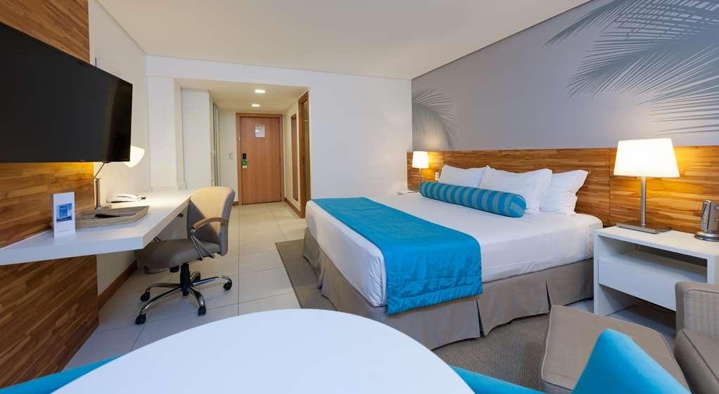 Best Western Premier Maceio - Deluxe Double Bed Room