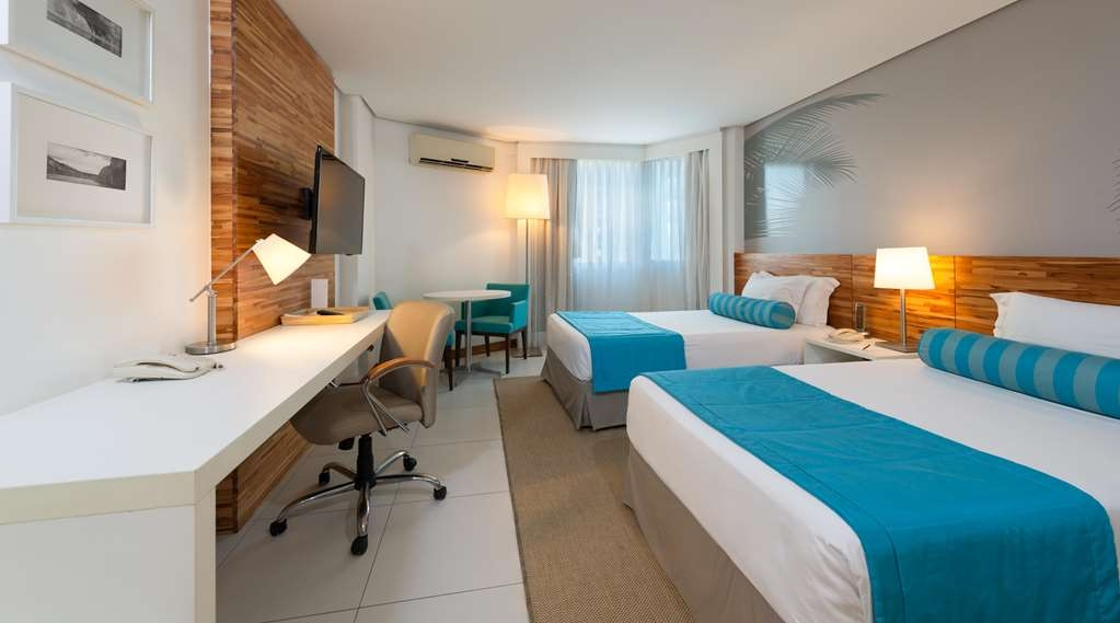 Best Western Premier Maceio - Deluxe Twin Room