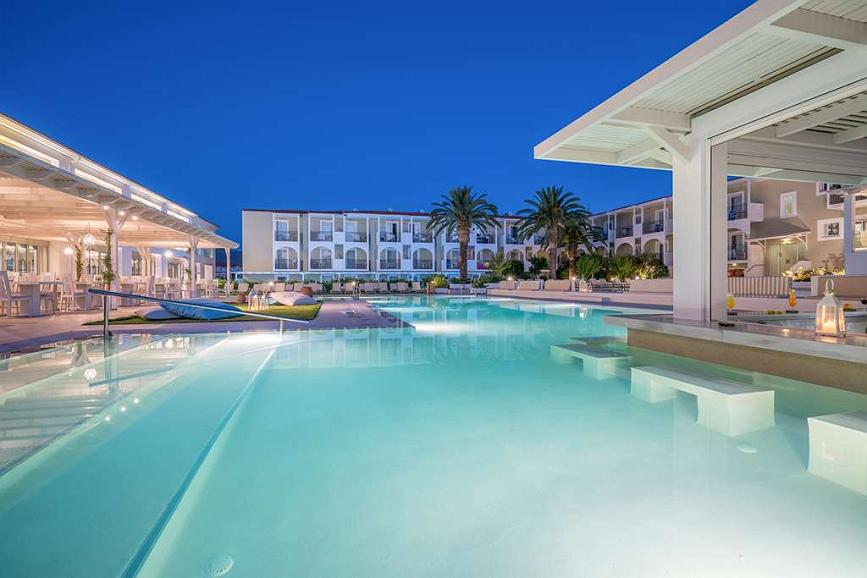Zante Park Resort & Spa, BW Premier Collection - Piscina
