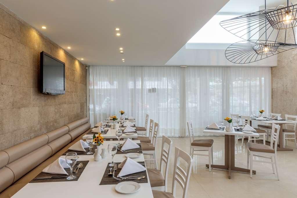 Best Western Plus Hotel Plaza - Restaurante/Comedor