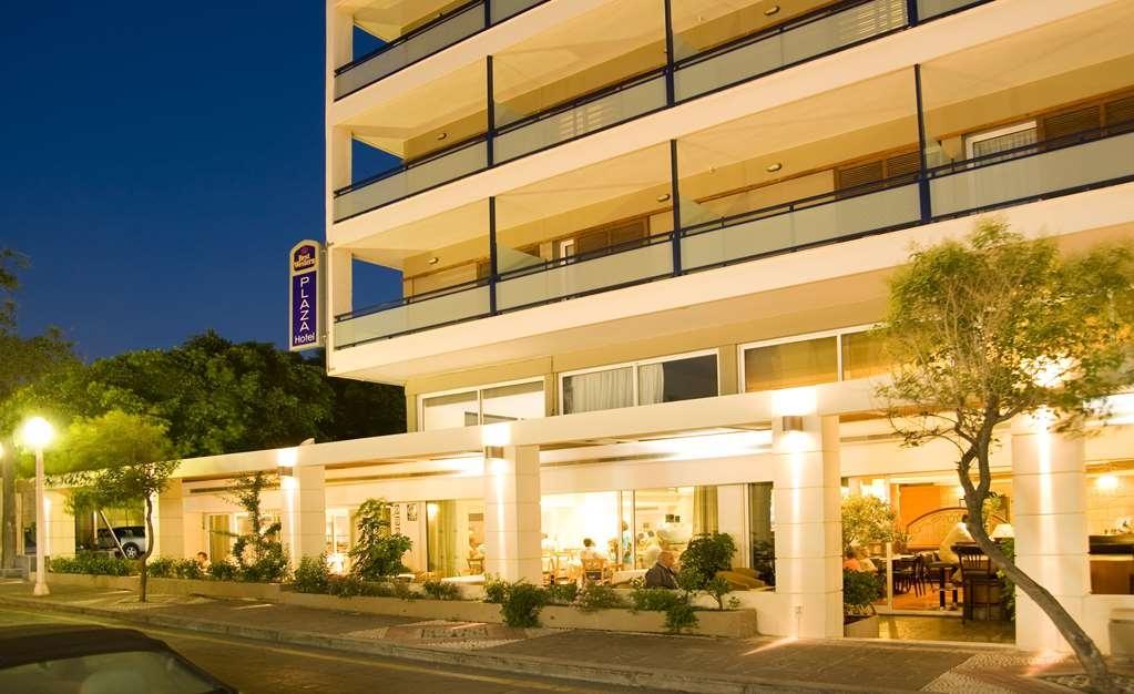 Best Western Hotel Plaza - Facciata dell'albergo