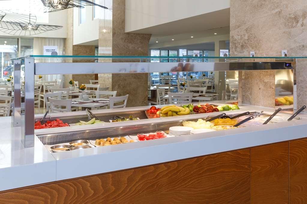 Best Western Hotel Plaza - Restaurant / Gastronomie