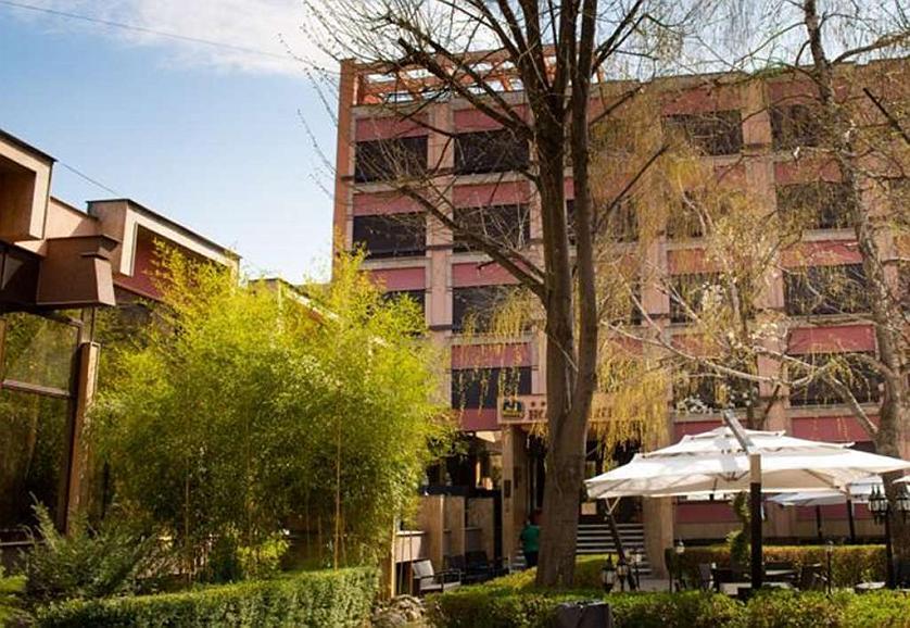 Best Western Central Hotel - Aussenansicht