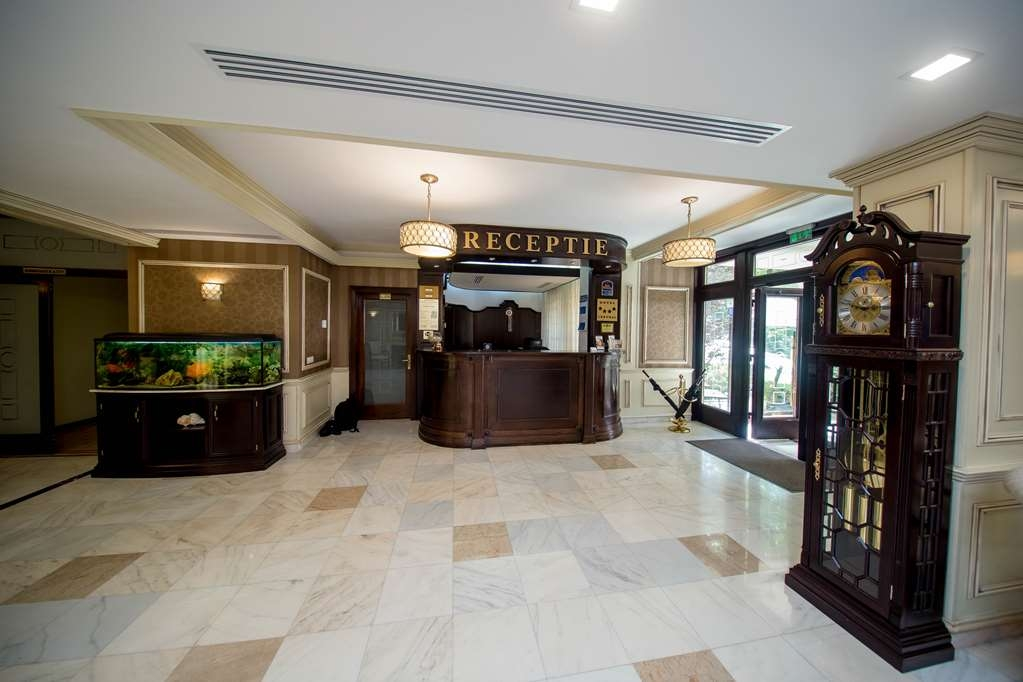 Best Western Central Hotel - Hall