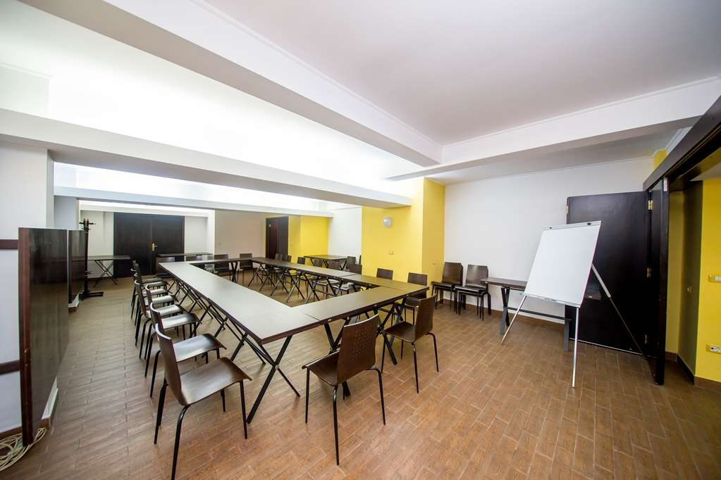 Best Western Central Hotel - Meeting room