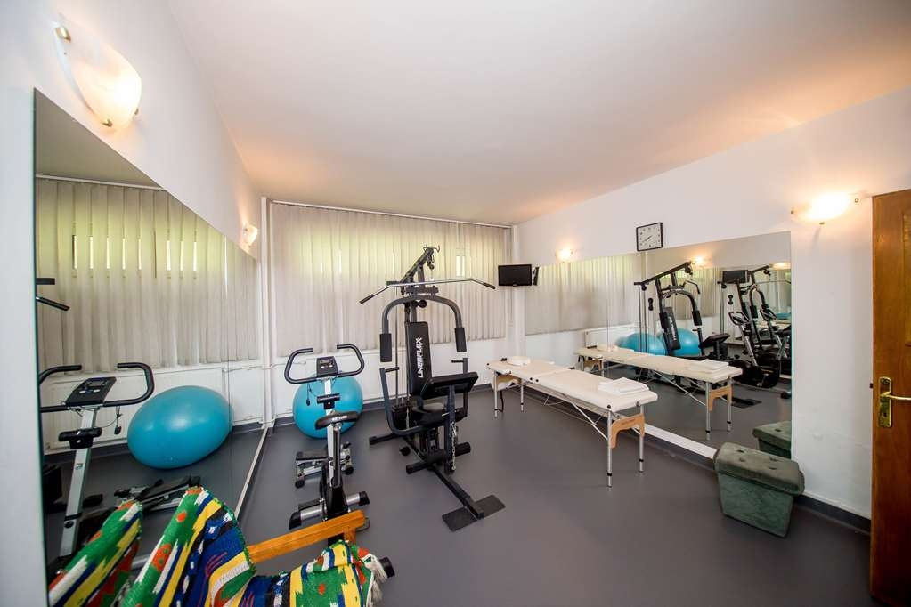 Best Western Central Hotel - Health club