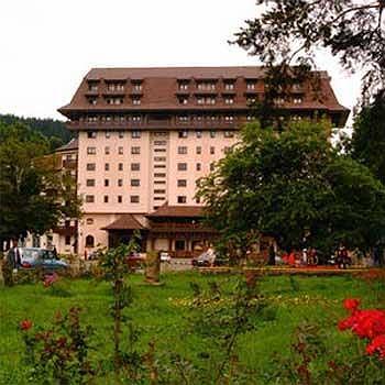 Best Western Bucovina-Club De Munte - Aussenansicht