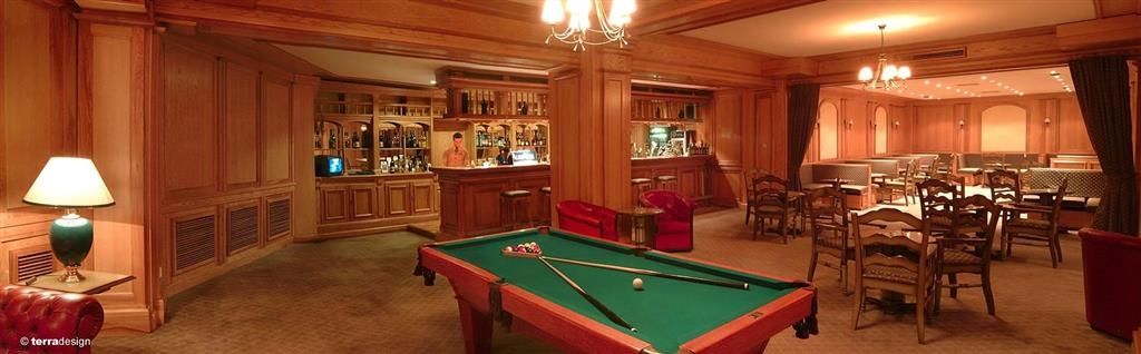 Best Western Bucovina-Club De Munte - lobby bar