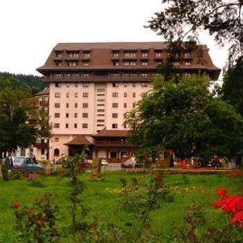 Best Western Bucovina-Club De Munte - Façade
