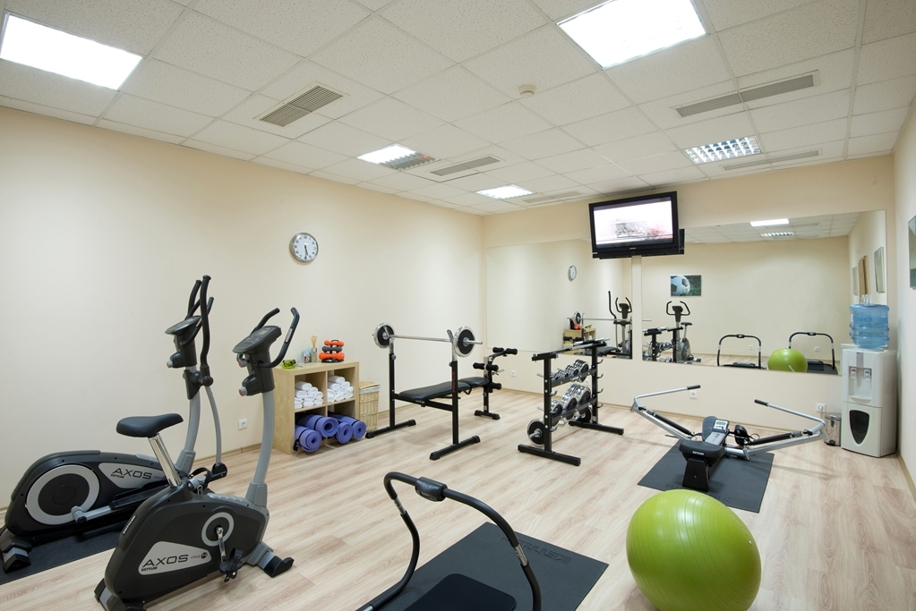 Best Western Plus Expo Hotel - Gym