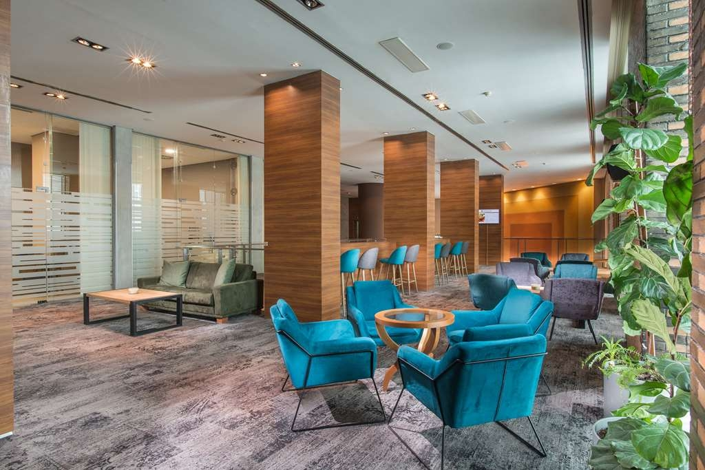 Best Western Plus Expo Hotel - Meeting Space
