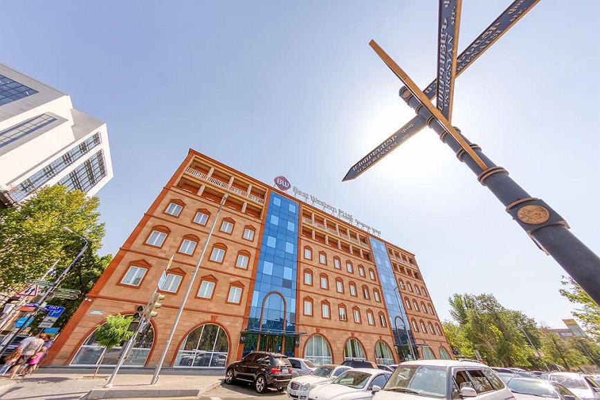 Best Western Plus Congress Hotel - Area esterna