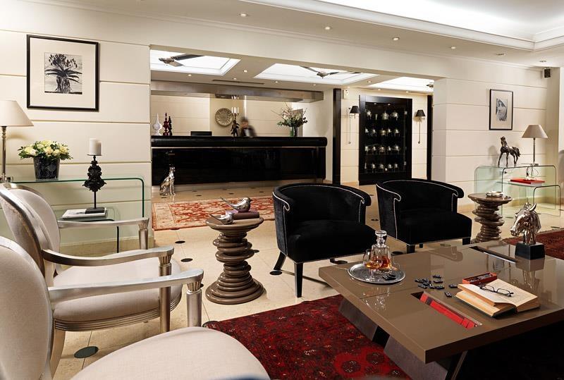 Best Western Plus Embassy Hotel - Vue du lobby