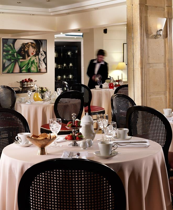 Best Western Plus Embassy Hotel - Restaurant / Etablissement gastronomique