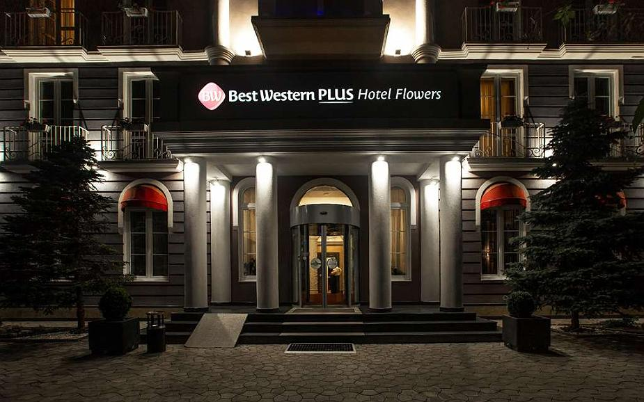 Best Western Plus Flowers Hotel - bestwestern