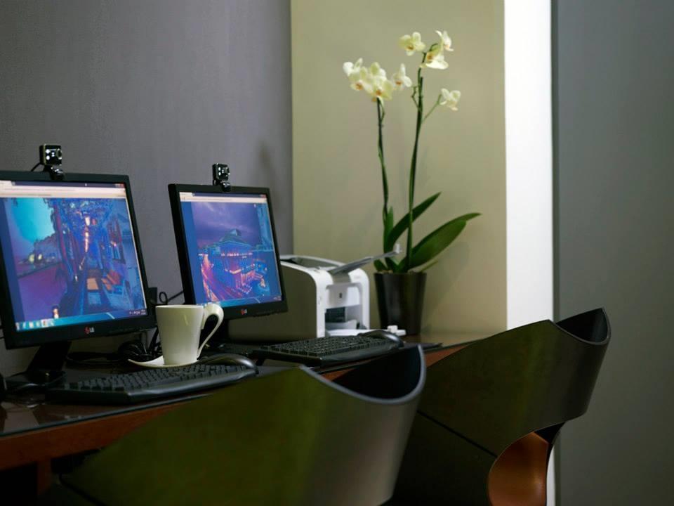 Best Western Plus Amazon Hotel - Business Center