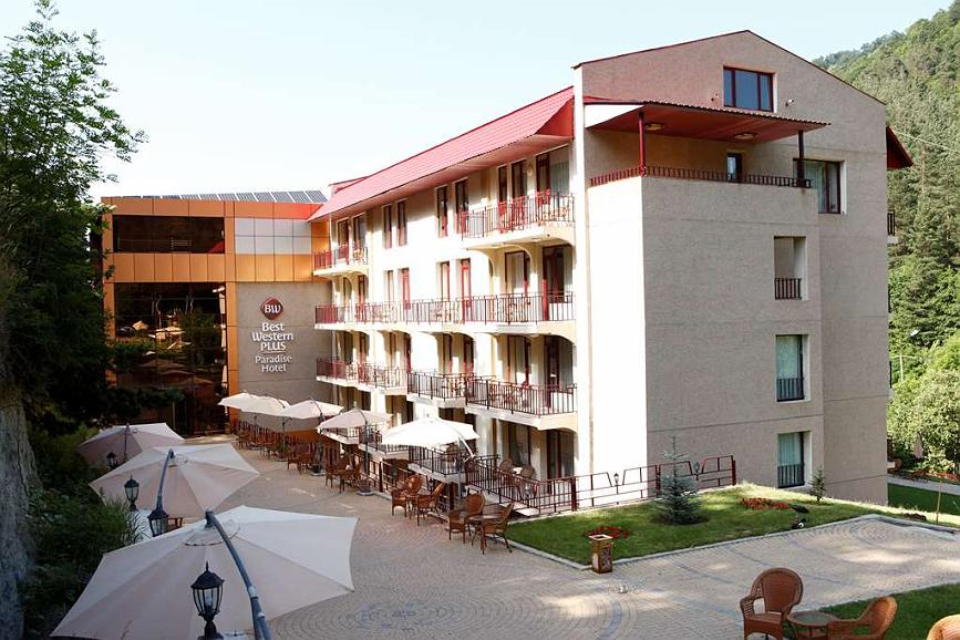 Best Western Plus Paradise Hotel Dilijan - Vue extérieure