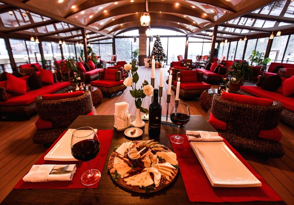 Best Western Plus Paradise Hotel Dilijan - Restaurante/Comedor