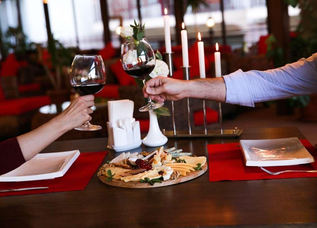 Best Western Plus Paradise Hotel Dilijan - Ristorante / Strutture gastronomiche