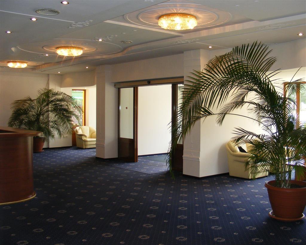 Best Western Silva Hotel - Lobby