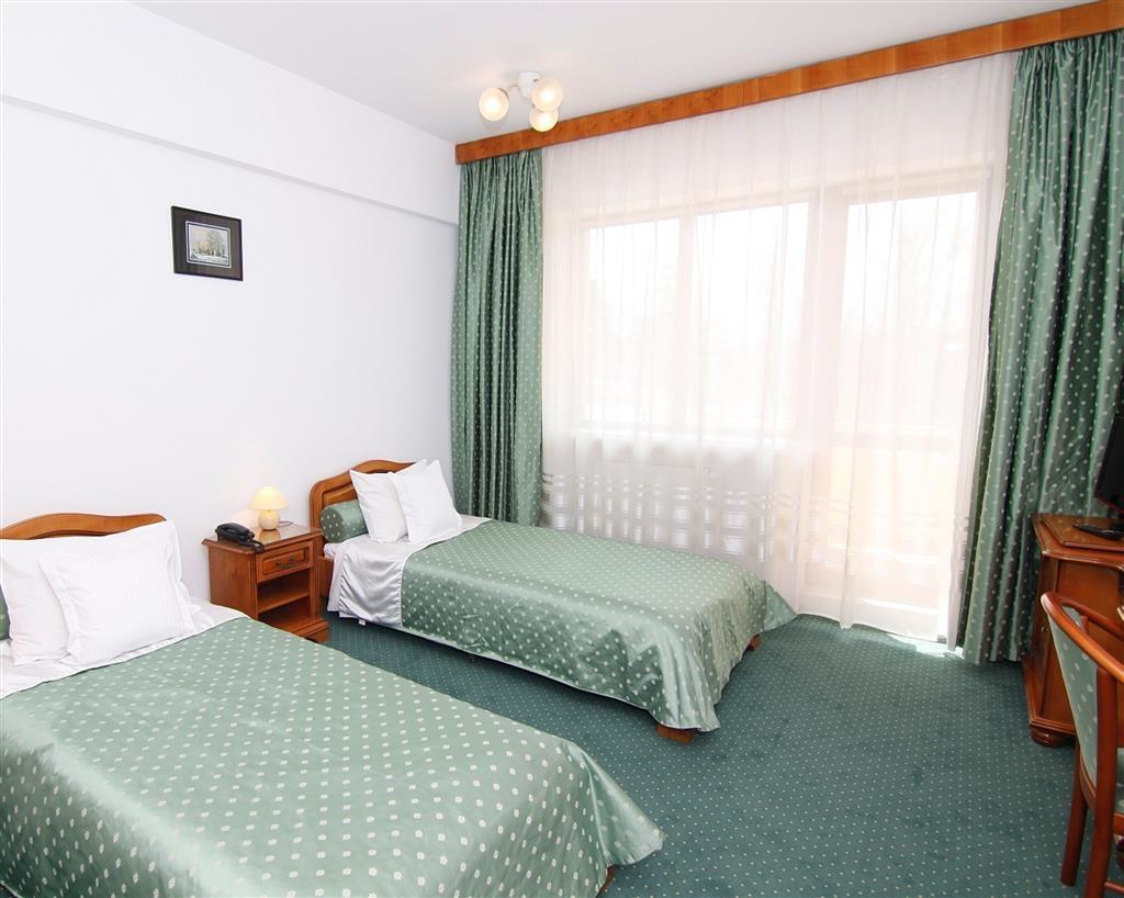 Best Western Silva Hotel - Standard Guest Twin Room