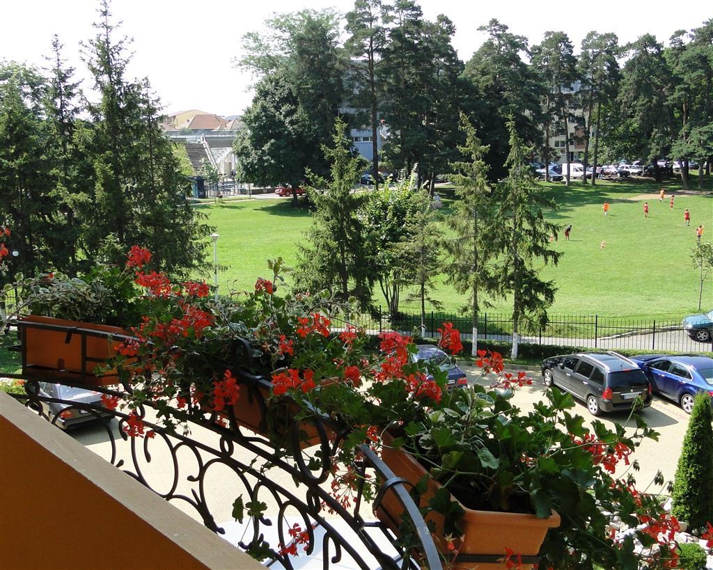 Best Western Silva Hotel - Terrazzo della camera