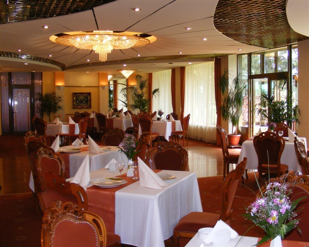 Best Western Silva Hotel - Restaurant