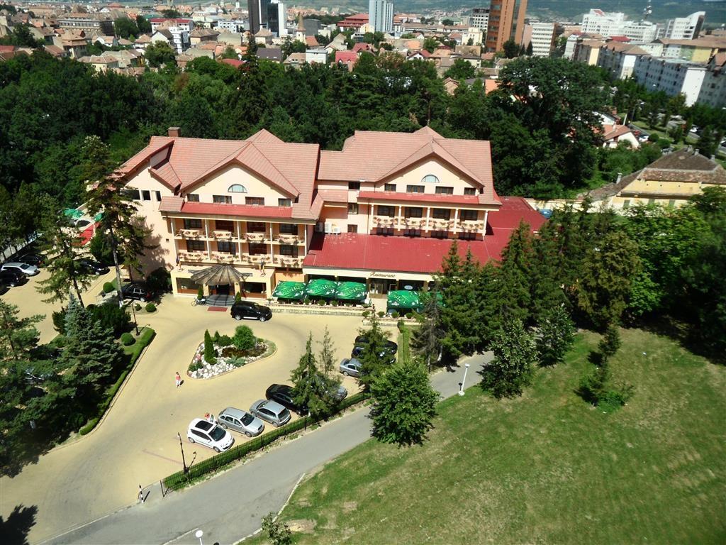 Best Western Silva Hotel - Vue sur l'extérieur