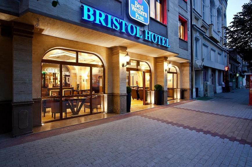 Best Western Plus Bristol Hotel - Area esterna