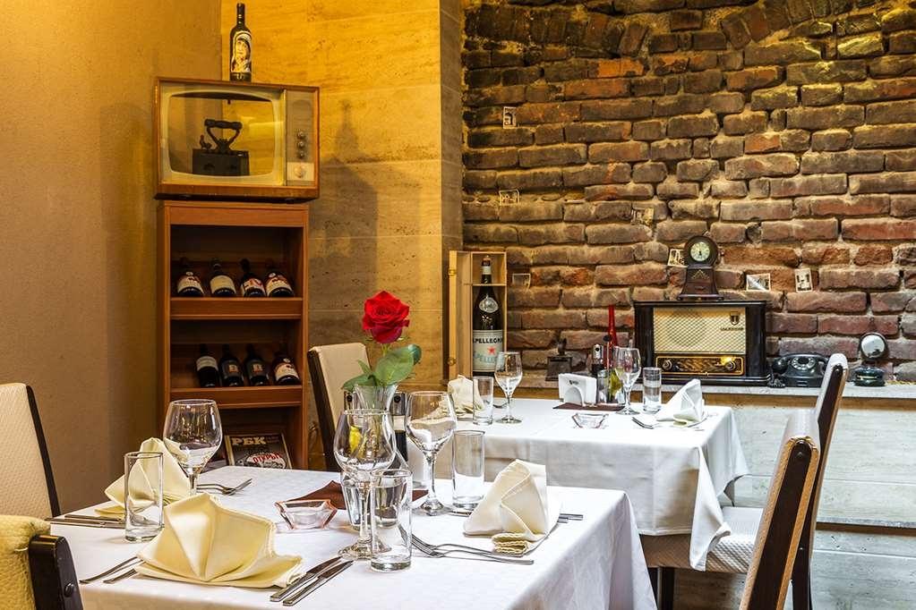 Best Western Plus Bristol Hotel - Restaurant