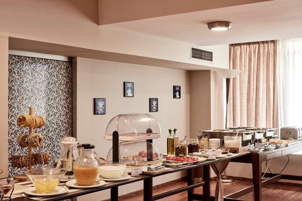 Best Western Candia Hotel - Restaurant / Etablissement gastronomique