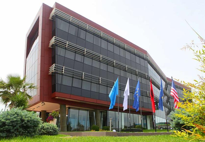 Best Western Premier Ark Hotel - Vista exterior
