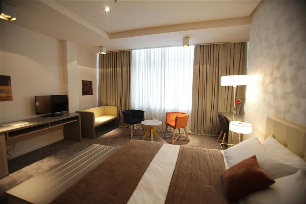 Best Western Premier Ark Hotel - Camere / sistemazione