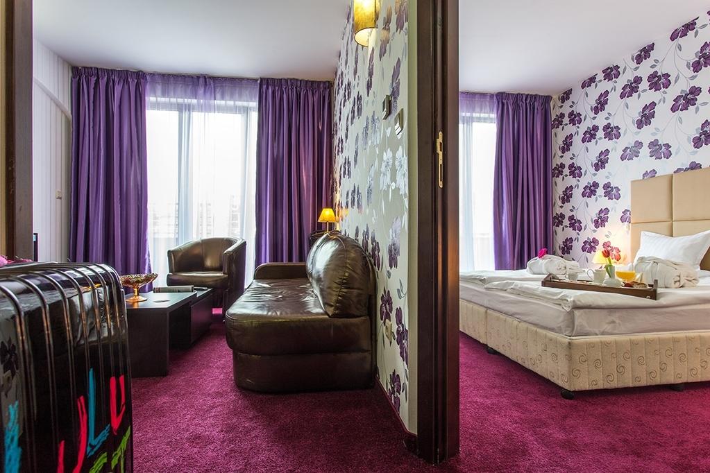 Best Western Art Plaza Hotel - Suite