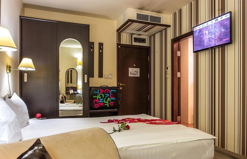 Best Western Art Plaza Hotel - ristorante