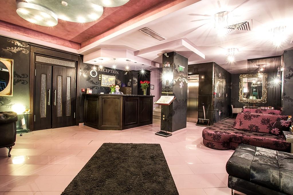 Best Western Art Plaza Hotel - Vue du lobby