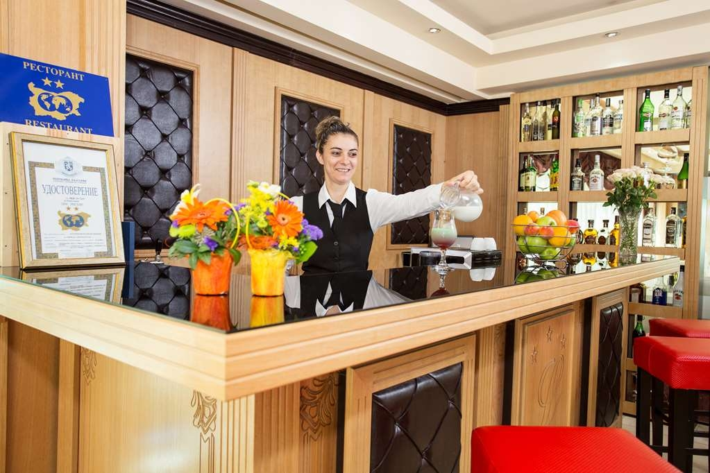 Best Western Lozenetz Hotel - Bar / Lounge