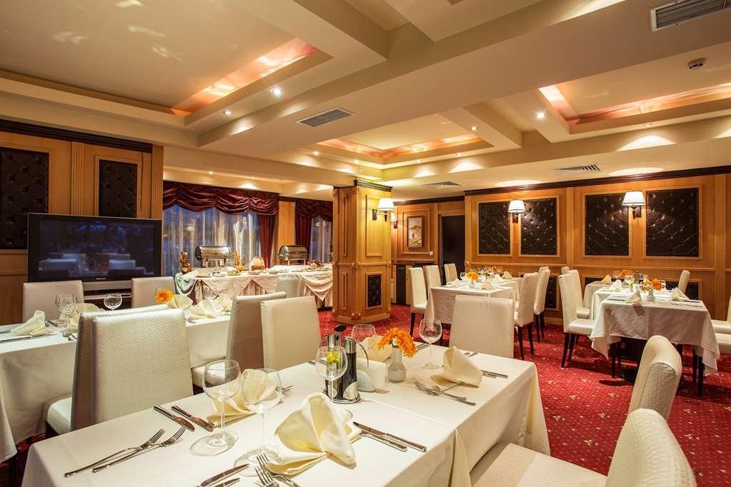 Best Western Lozenetz Hotel - Restaurant / Etablissement gastronomique