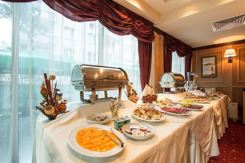 Best Western Lozenetz Hotel - buffet