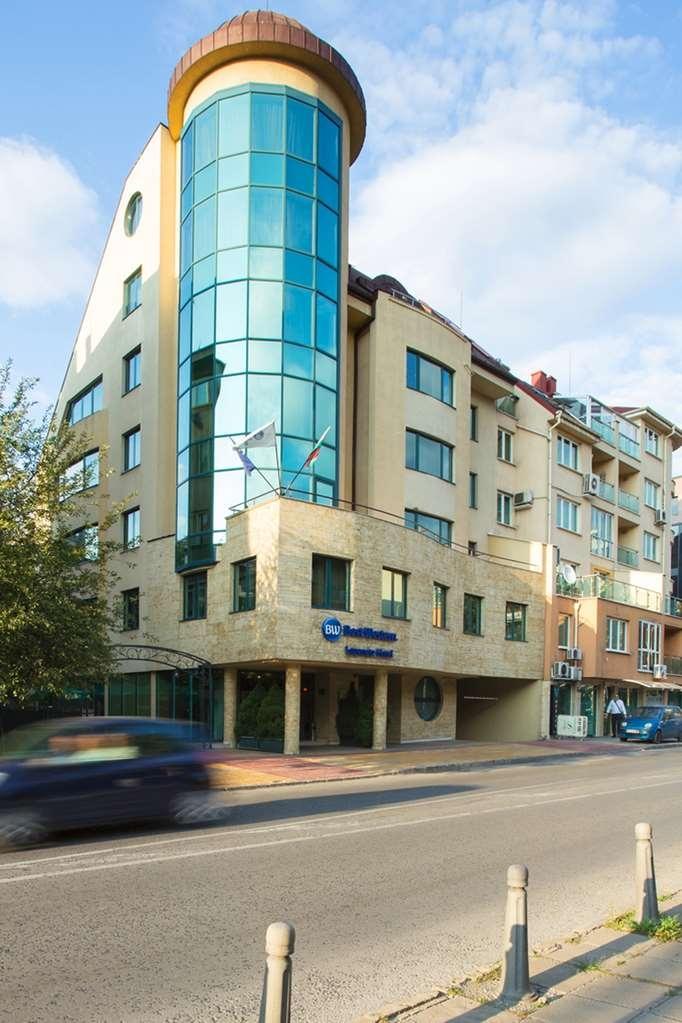 Best Western Lozenetz Hotel - Facciata dell'albergo