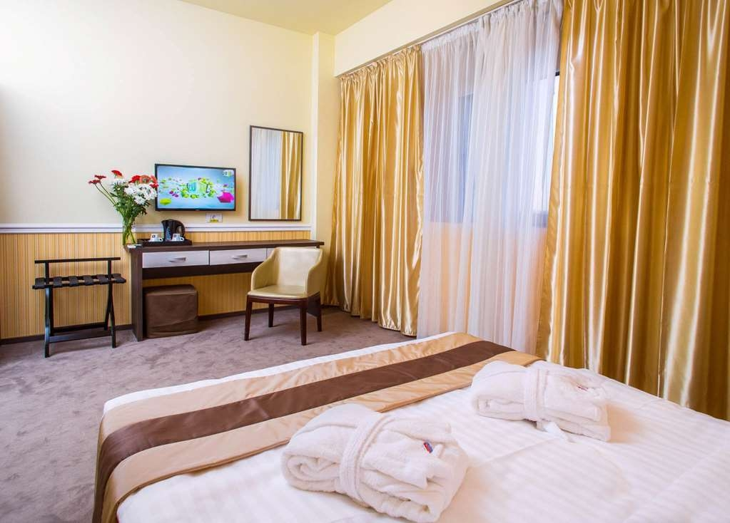Best Western Plus Briston - standard-doppelzimmer