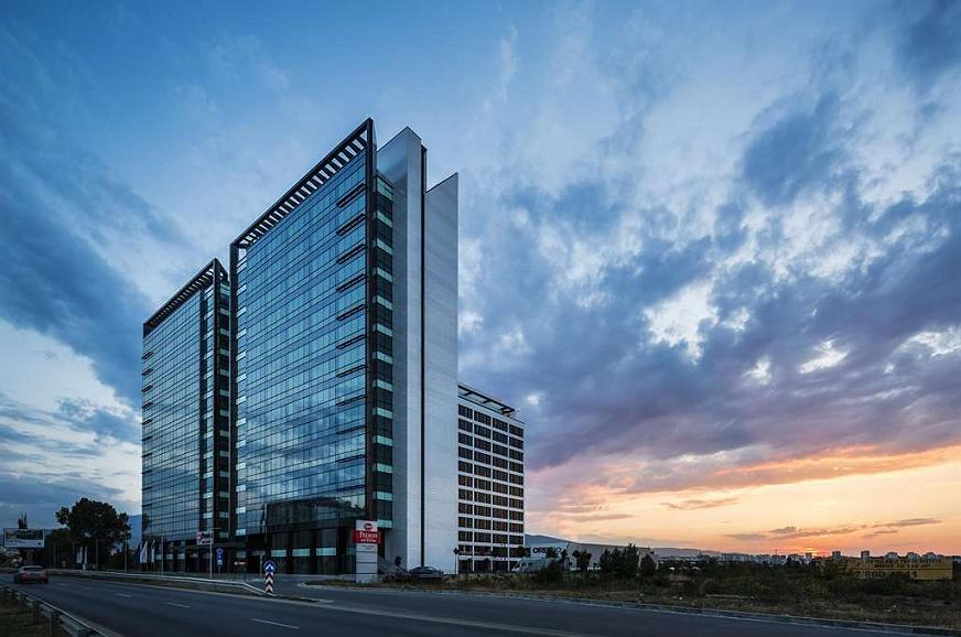 Best Western Premier Sofia Airport Hotel - Vue extérieure