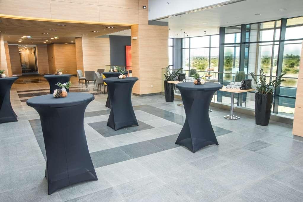 Best Western Premier Sofia Airport Hotel - sala de reuniones-característica