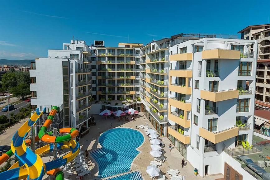 Best Western Plus Premium Inn - Area esterna