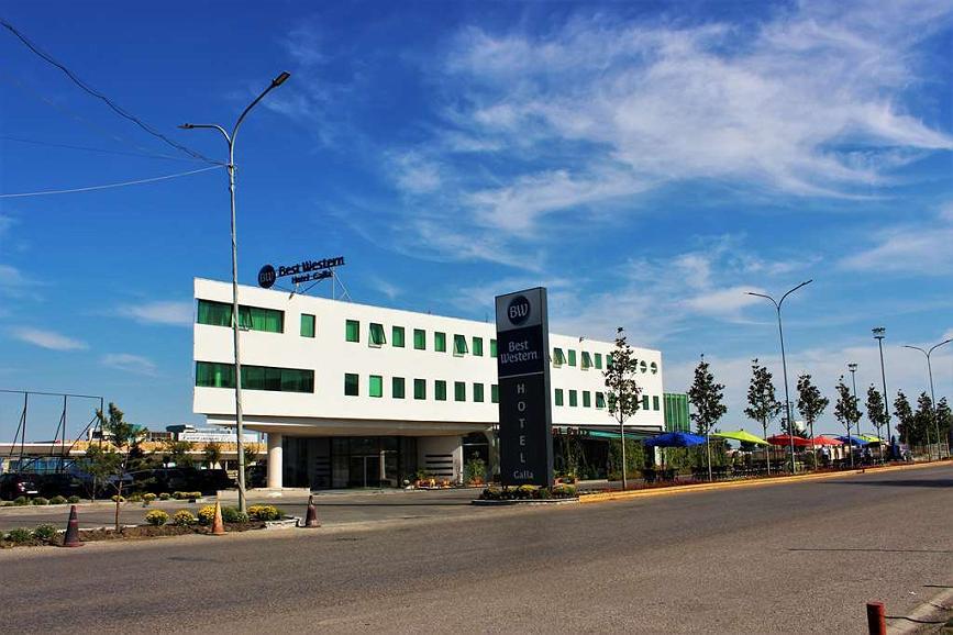 Best Western Hotel Galla - Area esterna