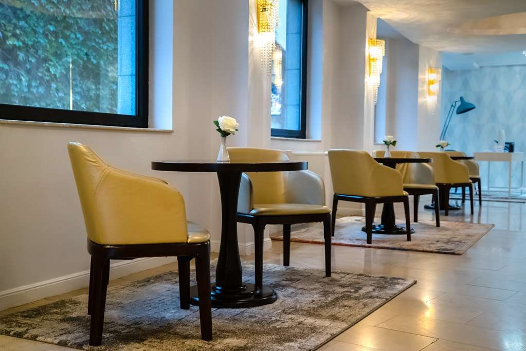 Best Western Hotel Lev Or I - Lobby