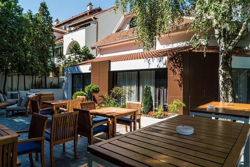 Best Western Premier Natalija Residence - Vista exterior