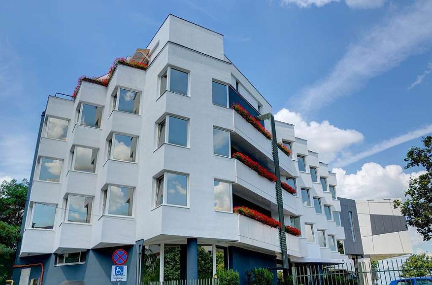 Best Western Plus Lido Hotel - Aussenansicht