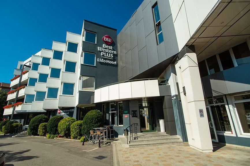 Best Western Plus Lido Hotel - Vue extérieure