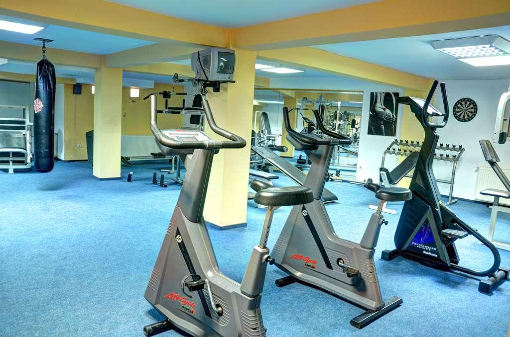 Best Western Plus Lido Hotel - Fitnessstudio